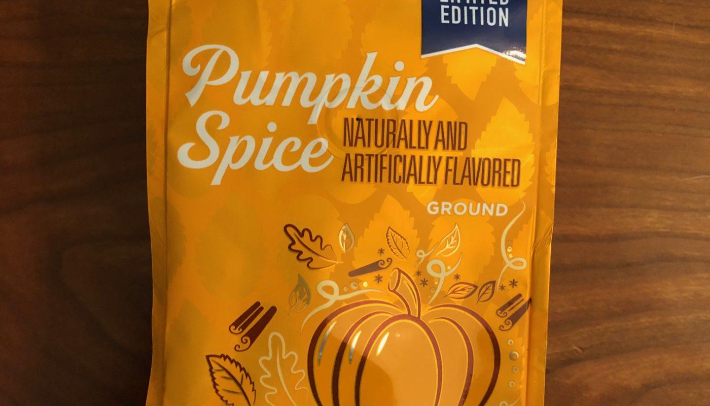 Barissimo Pumpkin Spice Coffee