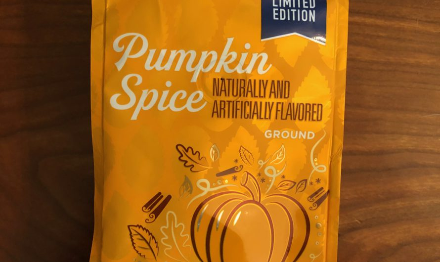 Barissimo Pumpkin Spice Coffee Review