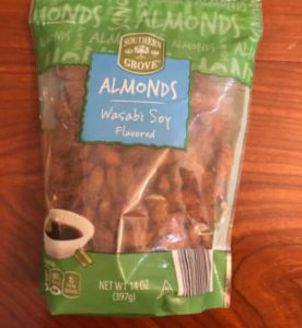 Southern Grove Wasabi Soy Almonds