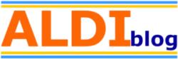 Aldi Blog Logo