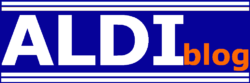Aldi Blog Logo